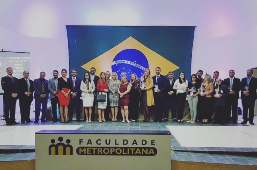 Congresso na Faculdade Metropolitana em Jaboatão dos Guararapes/PE